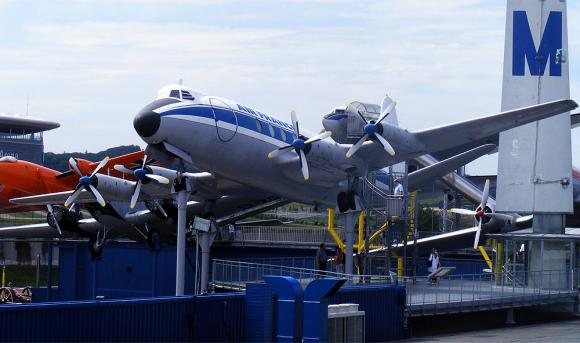 2011-08-bnf-Vickers-Viscount-800-Technik-Museum Sinsheim