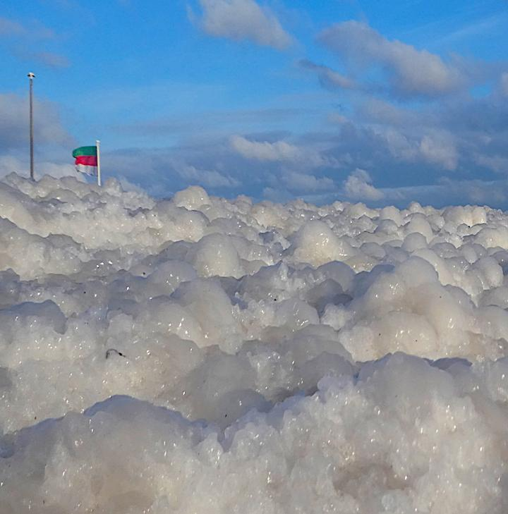 Erde Eiszeit
