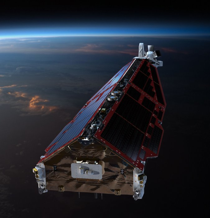 front-of-swarm-satellite-node-