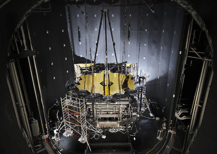 jwst-end-of-cryo-test