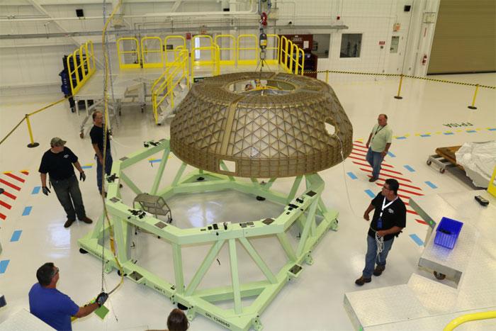 Raumfahrt+Astronomie-Blog von CENAP - Blog: Raumfahrt - Haube für ...
