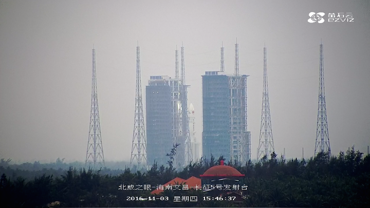 longmarch5-debut-launch-tower-