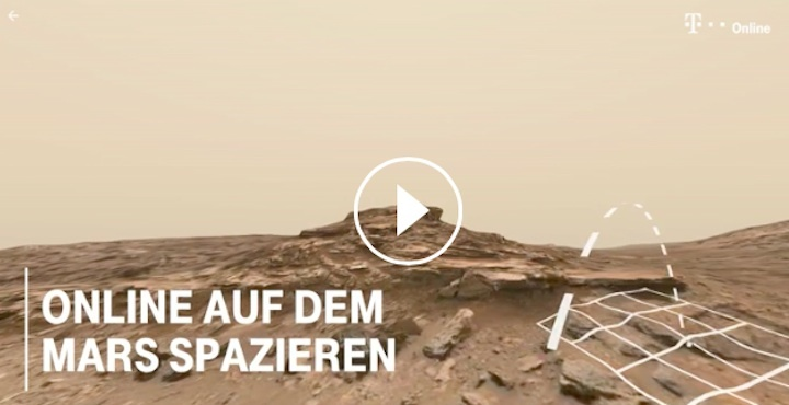 mars-spaziergang