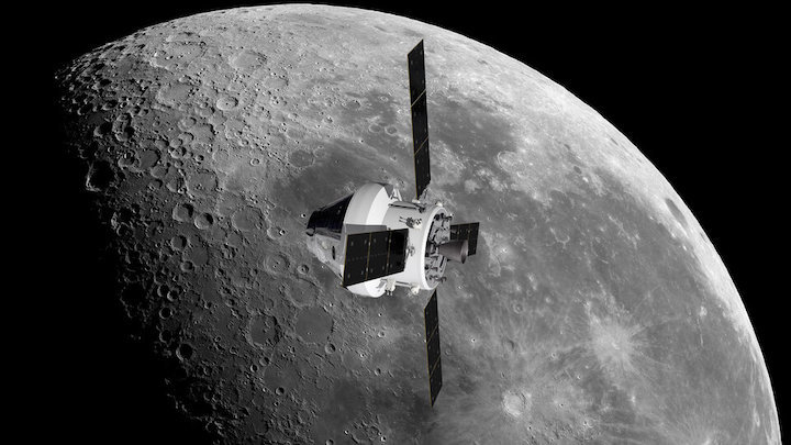 orion-and-european-service-module-orbiting-the-moon-article